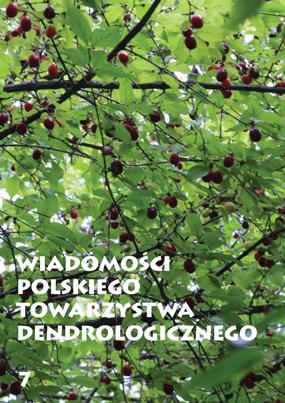 Okładka Wiadomości PTD vol. 64