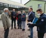 Wizyta w Gospodarstwie Szkółkarskim p. Jana Ciepłuchy w Rzesznikowie - 17.10.2020 (fot. J. Czerwińska, T. Szewczyk)