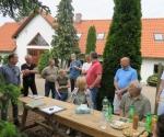 Wizyta w Polsko-Niemieckiej Szkółce Drzewiarskiej Fischer w Sokolnikach k. Maszewa - 8 czerwca 2019 r. (fot. Piotr Urzykowski)
