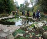 Wycieczka do Arboretum w Rogowie, 25 października 2014 (fot. Katarzyna Fidura-Tratkiewicz, Małgorzata Morończyk)