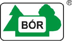 BÓR - logo