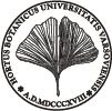 Ogród Botaniczny Uniwersytetu Warszawskiego - logo