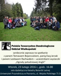 Ogrody Anglii, Poznań
