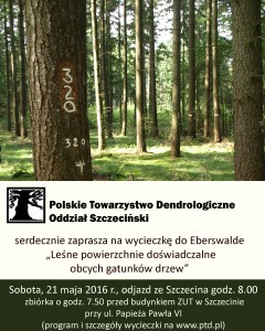 Wycieczka do Eberswalde