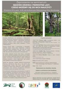 Fundacja EkoRozwoju - plakat