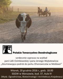 Zdumiewająca podróż do parku Ohanowiczów w Mołdawii