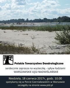 Plakat-splywWisla