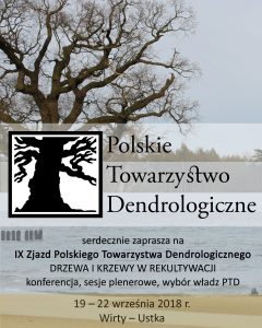 Zjazd PTD 2018 - plakat