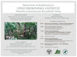 PTB - zaproszenie na konferencję