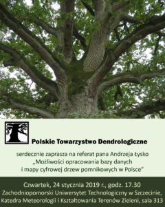 Spotkanie PTD - Szczecin - styczeń 2019