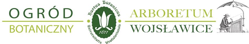 Logo Arboretum Wojsławice